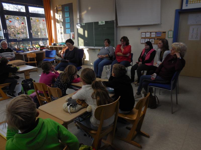 Verhaltensregeln Weihnachtsfeier Lustig.Grundschule Burkardroth 3 A